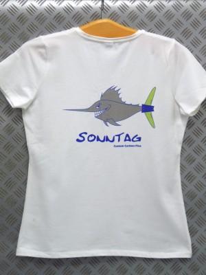 T-Shirt women back 800px