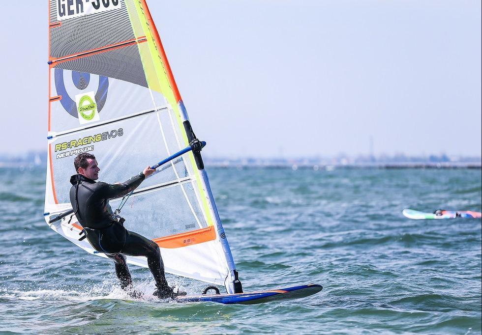 Christian Deus sailing